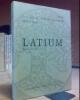 latium   rivista di studi storici 32