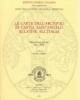 le carte dellarchivio di castel santangelo relative allitalia
