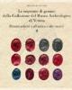 le impronte di gemme della collezione del museo archeologico di verona ritratti antichi o allantica e altri motivi ii
