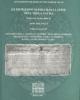 le iscrizioni sepolcrali latine nellisola sacra edite sotto la direzione di anne helttul