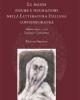 le madri figure e figurazioni nella letteratura italiana contemporanea   a cura di laurent lombard