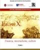 leone x finanza mecenatismo cultura 2 volumi atti del con