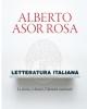 letteratura italiana la storia i classici lidentit nazionale   alberto asor rosa