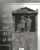 magistrature ad atene dal 413 al 401 ac   nadia andriolo