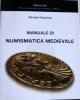 manuale di numismatica medievale   daniele castrizio  collana dracma   studi di numismatica delluniversit di messina