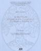mario martina scritti di filologia classica e storia antica