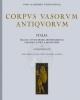 milano   civico museo archeologico ii ceramica attica a figure nere corpus vasorum antiquorum italia fascicolo 85   lxxxv   alessandro pace