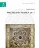miscellanea arabica 2012