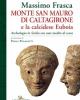 monte san mauro di caltagirone e la calcidese euboia archeologia in sicilia con note inedite di scavo   massimo frasca