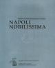 napoli nobilissima vol 6  vi 2015