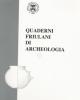 ok quaderni friuliani di archeologia  2019