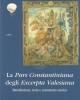 pelorias  21   la pars constantiniana degli excerpta valesiana