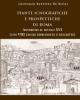 piante icnografiche e prospettiche di roma anteriore al xvi secolo