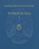 pithekoussai vol 1 la necropoli tombe 1 723 scavate dal 1952 al 1961 in 3 voll      buchner giorgio ridgway david