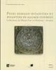 poids romano byzantins et byzantins en alliage cuivreux collections du musee dart et dhistoire   genve    matteo campagnolo  weber klaus