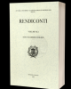 pontificia accademia romana di archeologia rendiconti vol xci 91 2018 2019