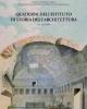 quaderni dellistituto di storia dellarchitettura ns 64 2016