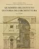 quaderni dellistituto di storia dellarchitetturans 70