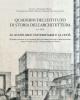 quaderni dellistituto di storia dellarchitettura ns 70 2018
