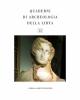quaderni di archeologia della libya n 22 ns ii   a cura di eugenio la rocca
