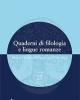 quaderni di filologia e lingue romanze n 27