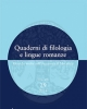 quaderni di filologia e lingue romanze n  29   ricerche svolte nelluniversit di macerata con dvd