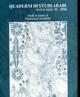 quaderni di studi arabi n s 11   2016   studi in onore di francesca lucchetta
