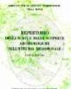 repertorio degli scavi e delle scoperte archeologiche nelletruria meridionale   3 voll cnr iscima