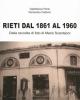 rieti dal 1861 al 1960