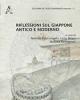 riflessioni sul giappone antico e moderno   a cura di matilde mastrangelo luca milasi stefano romagnoli