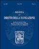 rivista del diritto della navigazione   anno 2013 volume xlii numero 1