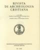 rivista di archeologia cristiana vol 90  xc 2014    issn 0035 6042