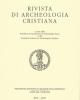 rivista di archeologia cristiana vol 95 2019