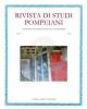 rivista di studi pompeiani 30  2019