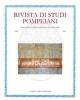 rivista di studi pompeiani vol xxix 29  2018