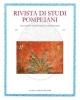 rivista di studi pompeiani vol xxv 25   2014
