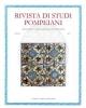 rivista di studi pompeiani vol xxviii 28   2017