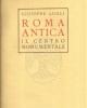 roma antica il centro monumentale    giuseppe lugli
