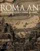 roma antica piante topografiche e vedute generali   alberto  caldana