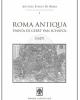 roma antiqua 1627 pianta di geert van schayck