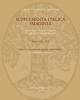 roma cil vi 5   collezioni urbane dei palazzi storici   supplementa italica   imagines    m bertinetti