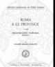 roma e le province organizzazione economia societ storia di roma
