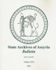 saab bulletin   state archives of assyria bulletin   vol 22