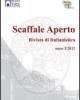 scaffale aperto rivista di italianistica 3 2012