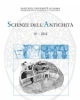 scienze dellantichit 18 2012 sapienza universit di roma
