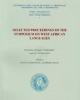 selected proceedings of the symposium on west african languages selected proceedings of the symposium on west african languages  studi africanistici serie ciado sudanese 7 baldi