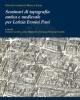 seminari di topografia antica e medievale per letizia ermini pani