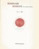 seminari romani