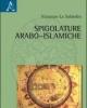 spigolature arabo islamiche
