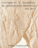 studi in onore di paolo matthiae contributi e materiali di arch
